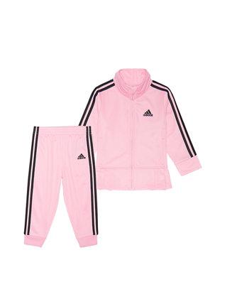 Girls 4 6x Pleated Tricot Jacket Set