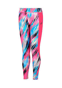 Go with the Flow Printed Leggings Girls 4-6x