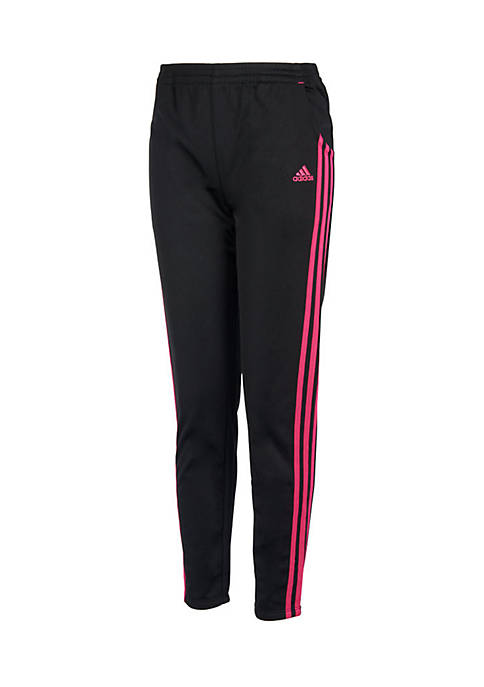 adidas Girls 7-17 Warm Up Tricot Pants