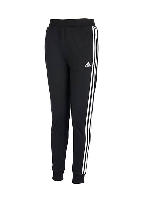 adidas Girls 7-16 Printed Tricot Jogger Pants