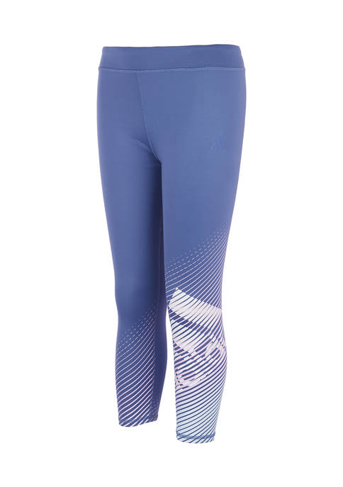 adidas Girls 7-16 Innovation Graphic 7/8 Tights