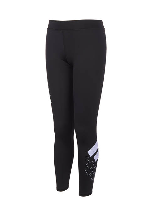Girls 7-16 Graphic Tights