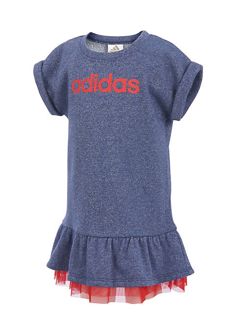 Girls 4-6x Adidas Pride Dress