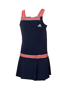 adidas Girls 2-6X Sleeveless Tennis Dress