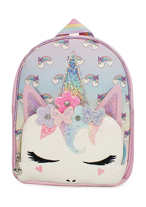 Girls Miss Gwen Flower Crown Mini Backpack