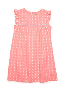 Girls 4-8 Casual Dress
