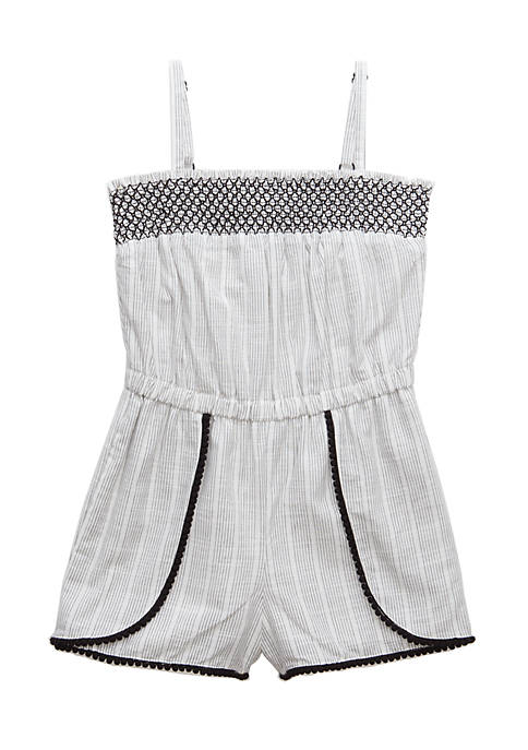 TRUE CRAFT Girls 4-8 Romper