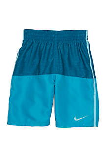 4cdc44c859194 Lightning Bug Toddler Boys Swim Set · Nike® Boys 8-20 Linen Split Volley  Shorts