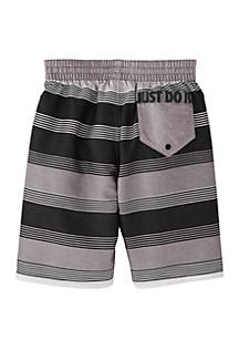 ... Nike® Boys 8-20 Linen Breaker Volley Swim Shorts d5d78a1c1f108
