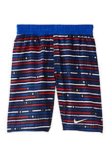 Nike® Boys 8-20 8 in Americana Volley Swim Short
