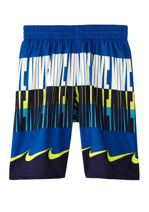 Nike® Boys 8-20 Clash Breaker Volley Swim Trunks