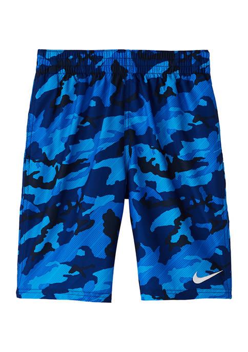 Nike® Boys 8-20 Camo Lap 8 Inch Volley