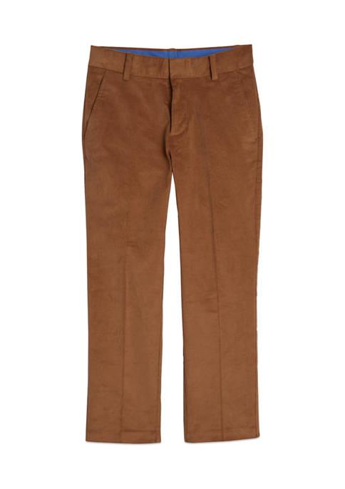 IZOD Boys 8-20 Stretch Corduroy Pants