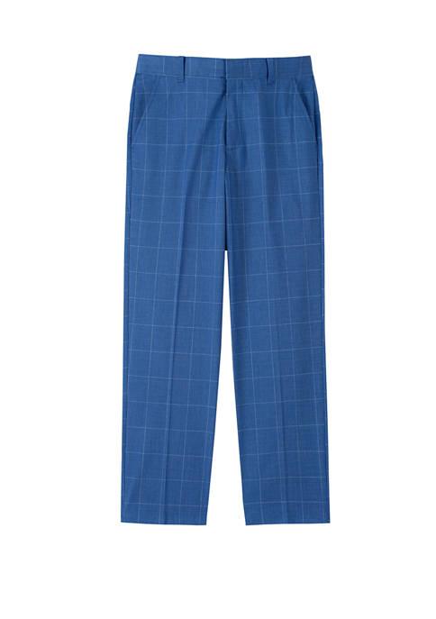 IZOD Boys 8-20 Windowpane Pants
