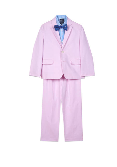 Boys 4-7 Oxford Suit Set