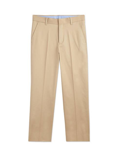 Boys 8-20 Fine Twill Pants