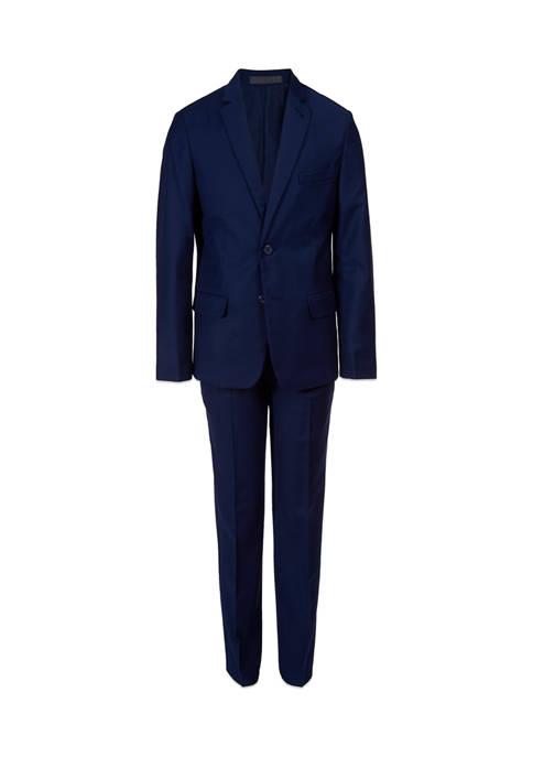 Boys 8-20 Infinite Blue Suit