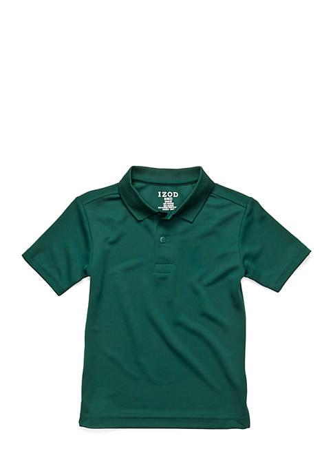 IZOD Uniform Performance Polo Boys 4-7