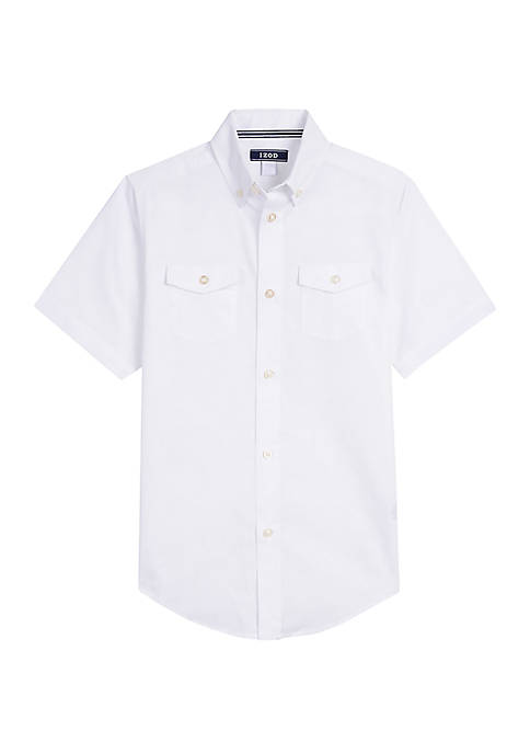 Boys 4-7 Short Sleeve Shirt