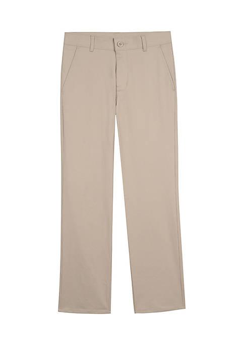 IZOD Boys 4-7 Regular Twill Pants