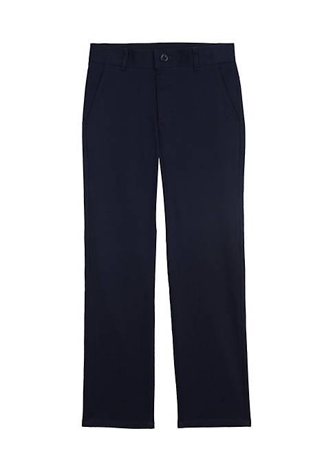 IZOD Boys 4-7 Slim Fit Twill Pants