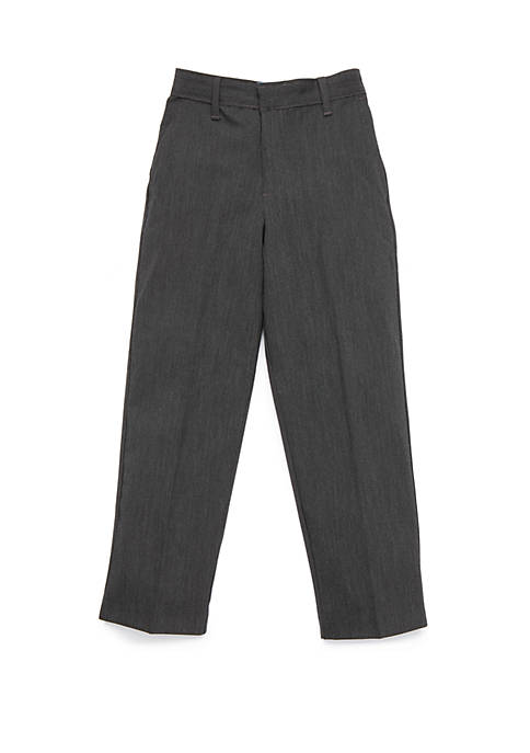 IZOD Boys 4-7 Heather Pants