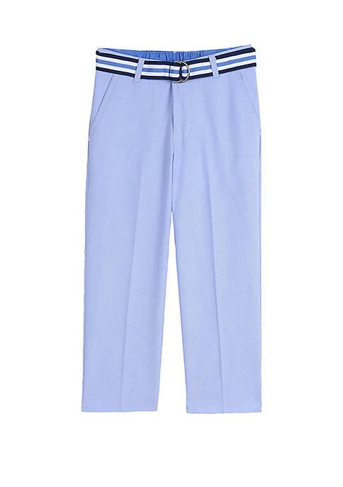 Boys 4-7 Oxford Pants