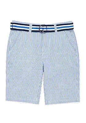 88f71d673a9b IZOD Boys 4-7 Seersucker Shorts ...