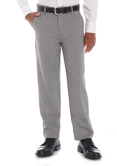 IZOD Boys 8-20 Basic Stretch Pants