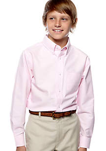 Boys 8-20 Oxford Shirt