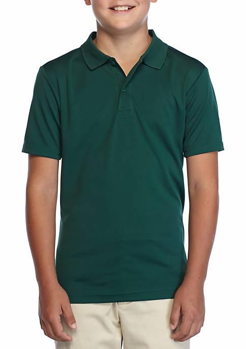 IZOD Uniform Performance Polo Boys 8-20