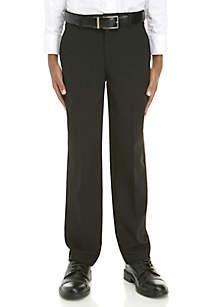 Boys 8-20 Basic Stretch Dress Pants