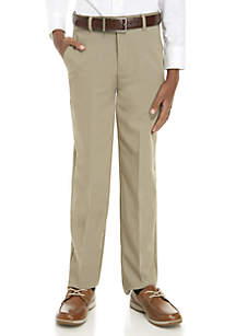 Boys 8-20 Basic Stretch Dress Pants