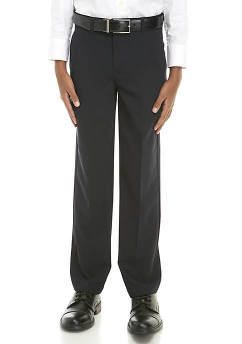 IZOD Boys 8-20 Basic Stretch Suit Separate Pants