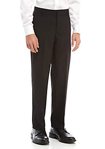 Boys 8-20 Husky Basic Stretch Dress Pants