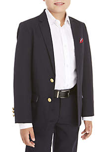 Boys 8-20 Basic Stretch Blazer