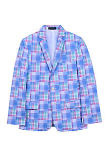 IZOD Boys 8-20 Patchwork Jacket