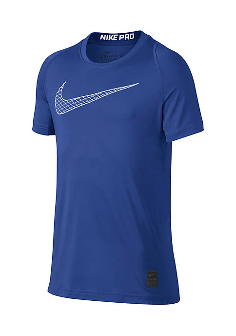 Nike® Boys 8-20 Pro Fitted Top