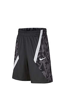 Boys 8-20 Printed Basketball Shorts