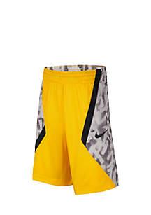 Boys 8-20 Printed Basketball Shorts
