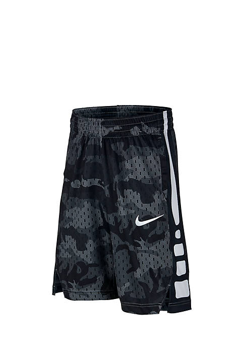 Nike® Boys 8-20 Elite Printed Basketball Shorts