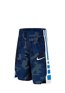 Nike® Boys 8-20 Elite Printed Basketball Shorts