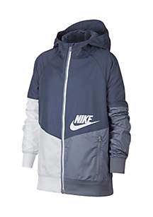 Boys 8-20 Windrunner Full Zip Jacket