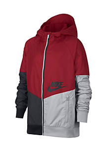 Boys 8-20 Windrunner Full Zip Jacket