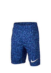 Boys' 8-20 Dry Printed Training Shorts