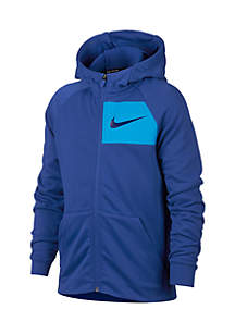 Boys 8-20 Full-Zip Training Hoodie