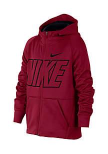 Boys 8-20 Thermal Coloblock Full Zip Jacket