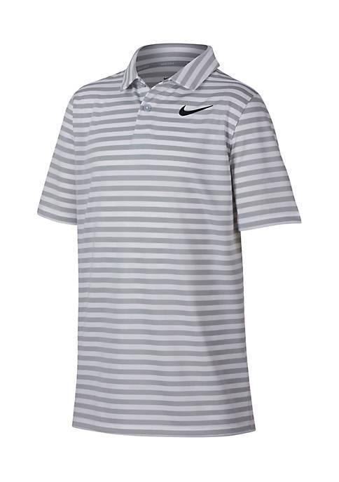Nike® Boys 8-20 Dry Victory Striped Golf Polo
