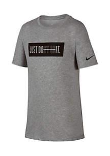 Boys 8-20 Dry T-Shirt