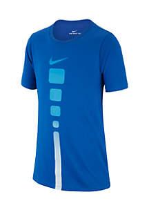 Nike® Boys 8-20 Dry Elite Basketball T-Shirt